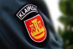 klaipedos policija
