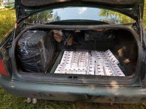 nelegalus cigareciu kroviniai