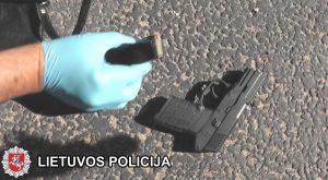 ginklai narkotikai