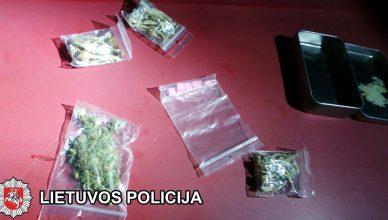 narkotiku platintojai pajuryje
