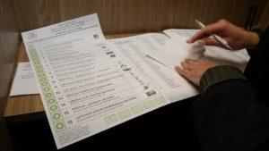 seimo rinkimu -balsavimo pazeidimai