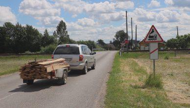 Panevėžio apskrities pareigūnai rūpinasi saugumu geležinkelio objektuose