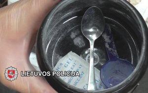 Narkotinės medžiagos