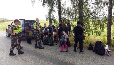 Migrantai