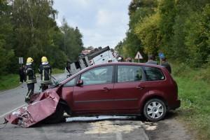 avarija lengvasis automobilis